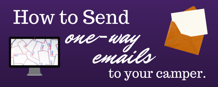One-way Emails